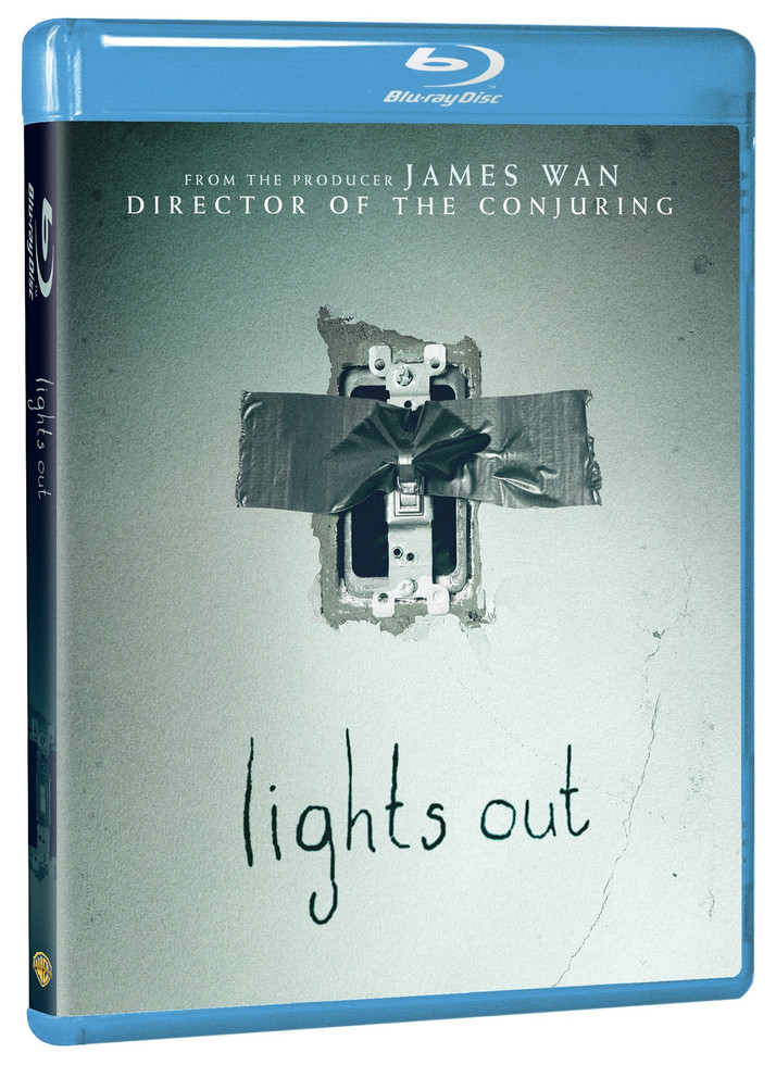 Lights Out Comes to Digital HD October 11th and Blu-ray/DVD October 25th