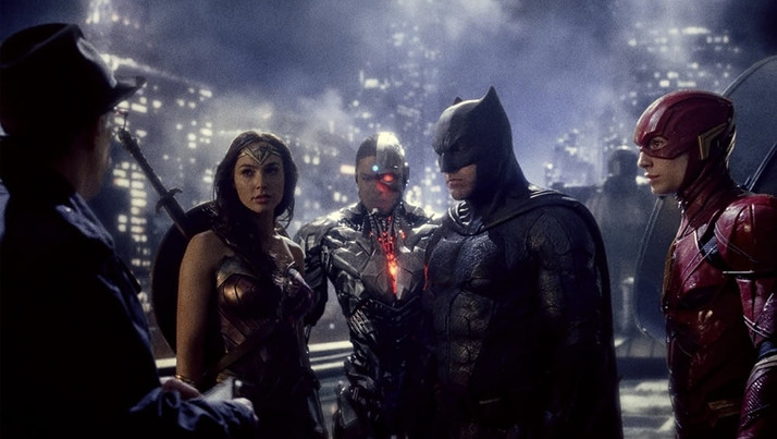 Justice League: A Premature Gathering of DC Superheroes