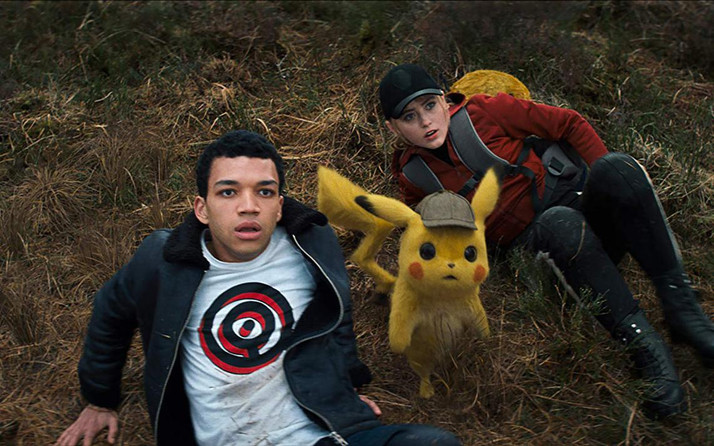 Pokémon: Detective Pikachu: A Silly Idea Becomes a Compelling Adaptation (Blu-ray)
