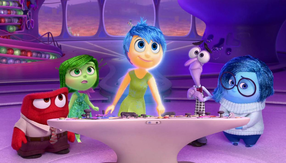 """Emotions at work in """"Inside Out"""""""