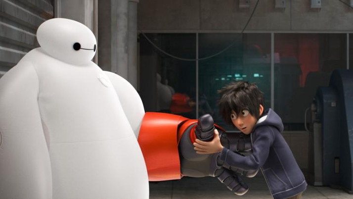 Big Hero 6: An Exciting and Emotional Adventure (Blu-ray)