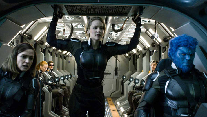 X-Men: Apocalypse: The Rebooted Franchise Hits Its First Major Stumble (Blu-ray)