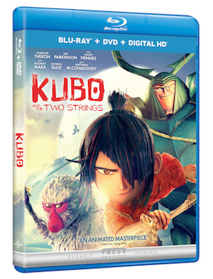 Kubo and the Two Strings Box Art