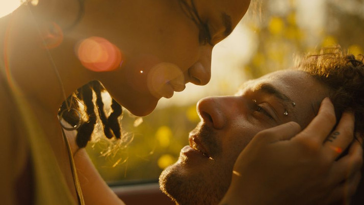 American Honey: A Meandering Road Epic (Blu-ray)