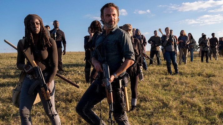 The Walking Dead: Season Eight: A Disappointing All-Out War