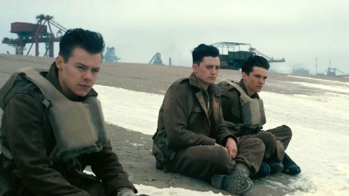 Dunkirk: A Visceral Experience of Technical Brilliance (Blu-ray)