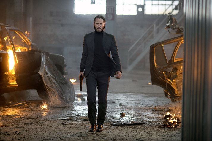 John Wick: The Best Action Film in Years (Blu-ray)