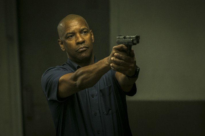 The Equalizer: A Bland Actioner That Offers Nothing New (Blu-ray)