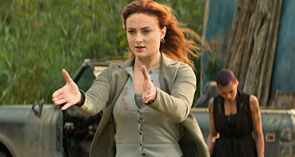 "Sophie Turner in ""X-Men: Dark Phoenix"""