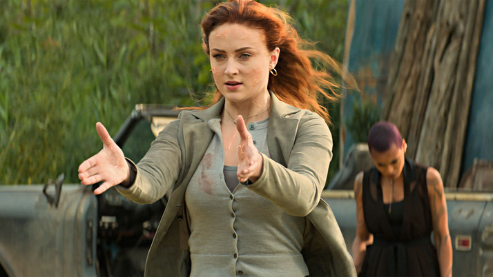 X-Men: Dark Phoenix: A Sad End for a Once-Great Series (Blu-ray)