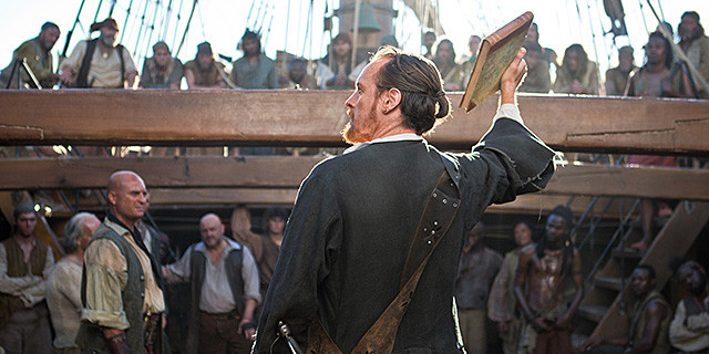 Black Sails: Season One: A Disappointing and Uneventful Historical Drama (Blu-ray)