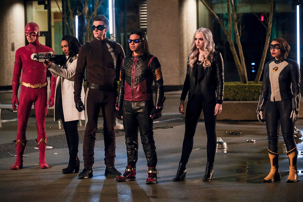 The Flash: Season Five