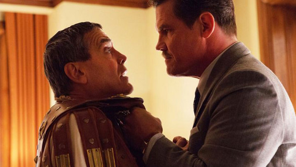 "George Clooney and Josh Brolin in ""Hail, Caesar!"""