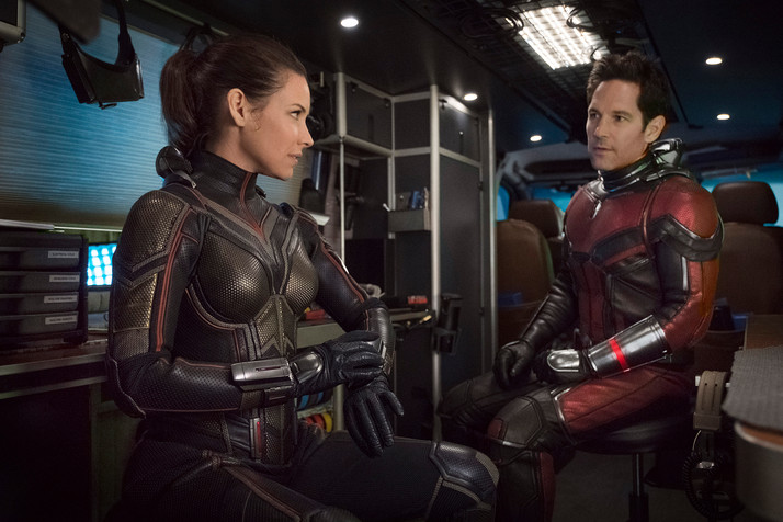 Ant-Man and the Wasp: Light Marvel Fare, but Still Satisfying
