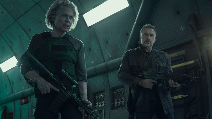 Terminator: Dark Fate: A Thrilling Sequel Held Back by a Familiar Story