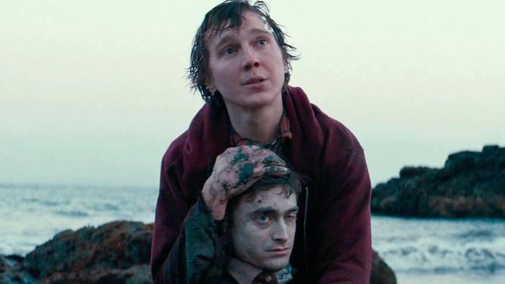 Swiss Army Man: A Bizarre and Unique Experience (Blu-ray)