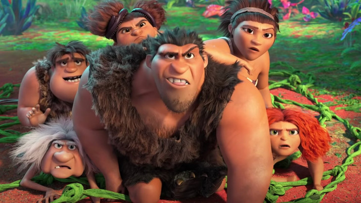 The Croods: A New Age: A Sequel That Doesn't Live Up to the Original