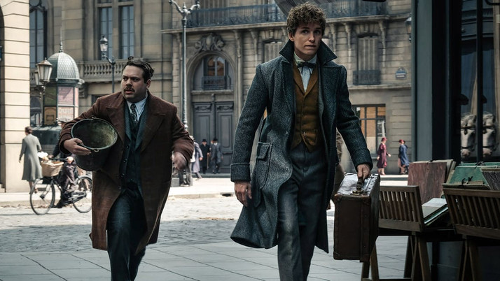 Fantastic Beasts: The Crimes of Grindelwald: A Considerably Weaker Sequel