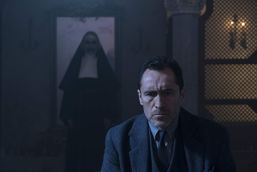 "Demian Bichir in ""The Nun"""