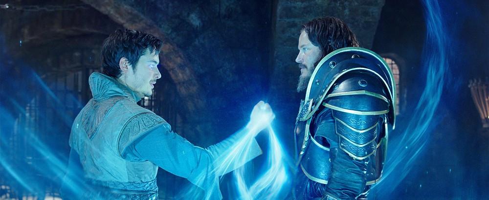"""Ben Schnetzer and Travis Fimmel in """"Warcraft"""""""
