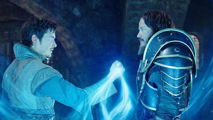 Warcraft: A Troubled Attempt at Bringing the Epic Games to the Big Screen (Blu-ray)