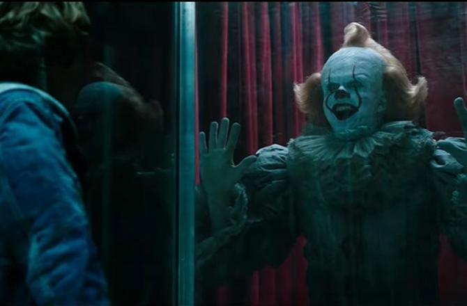 "Bill Skarsgard in ""IT: Chapter Two"""