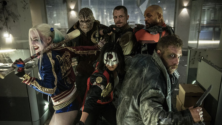 Suicide Squad: Another Major Strike for DC Comics