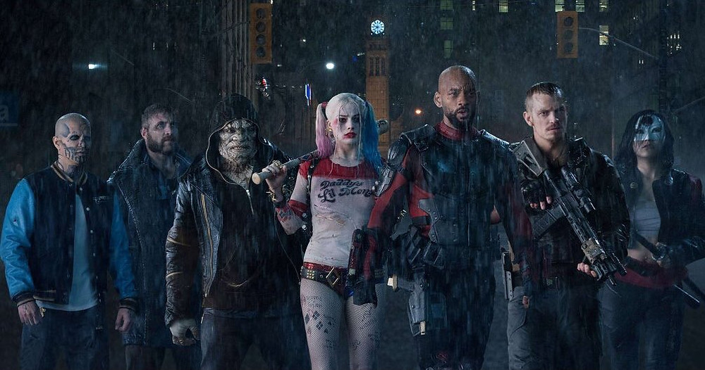 "The bad guys try to do some good in ""Suicide Squad"""