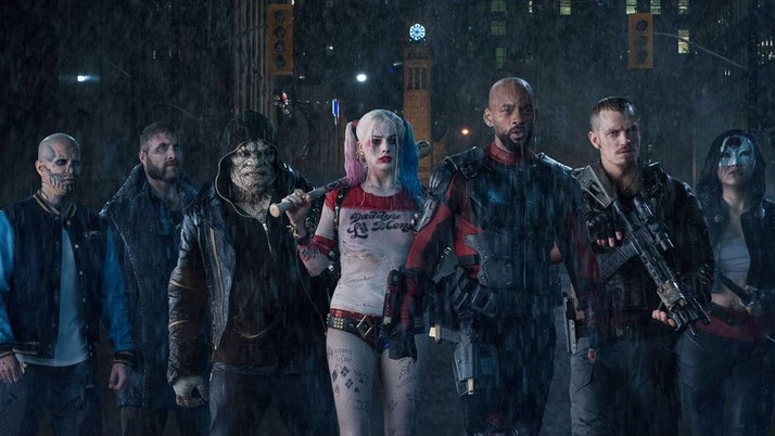 First Reactions to Suicide Squad Are In