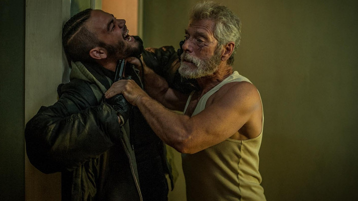 Don't Breathe: A Horror Outing Riddled with Plotholes (Blu-ray)