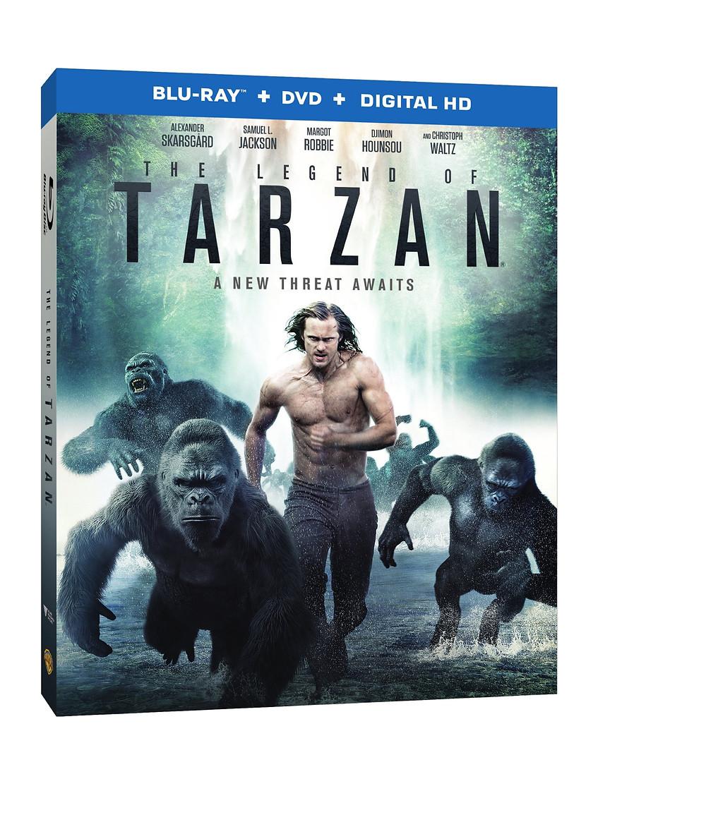 The Legend of Tarzan Box Art