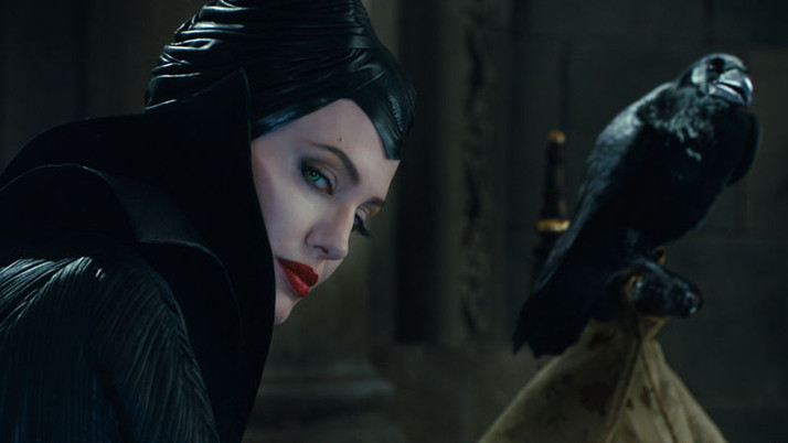 Maleficent: A Fascinating Take on a Classic Villain (Blu-ray)