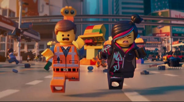 The LEGO Movie 2: The Second Part: A Not-As-Awesome Follow-Up (Blu-ray)