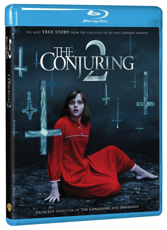 The Conjuring 2 Comes to Digital HD August 30th and Blu-ray/DVD September 13th