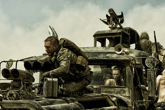 Mad Max: Fury Road: Brilliantly Made, but Lacking in Story and Characters (Blu-ray)