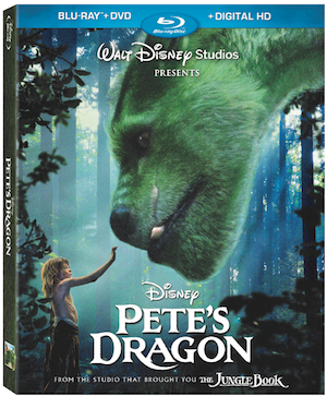 Pete's Dragon Box Art