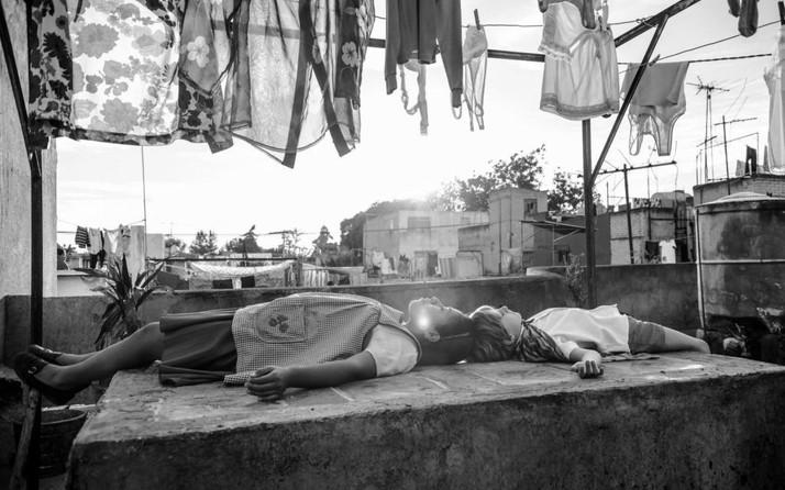 Washington D.C. Area Film Critics Association Praises Roma as Best Film of 2018