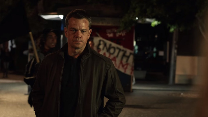 First Reactions for Jason Bourne Are In