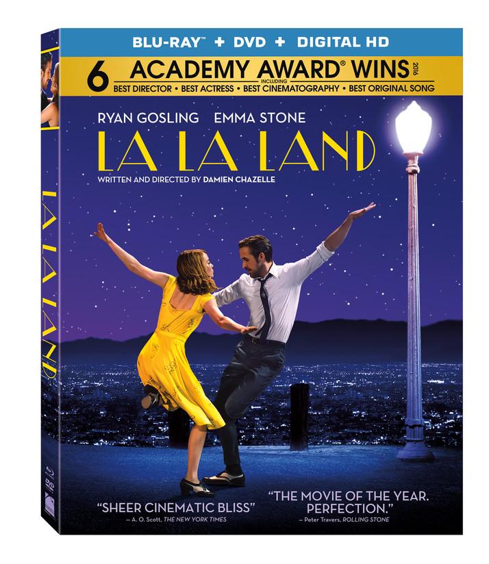 La La Land Comes to Digital HD April 11th and Blu-ray/DVD April 25th