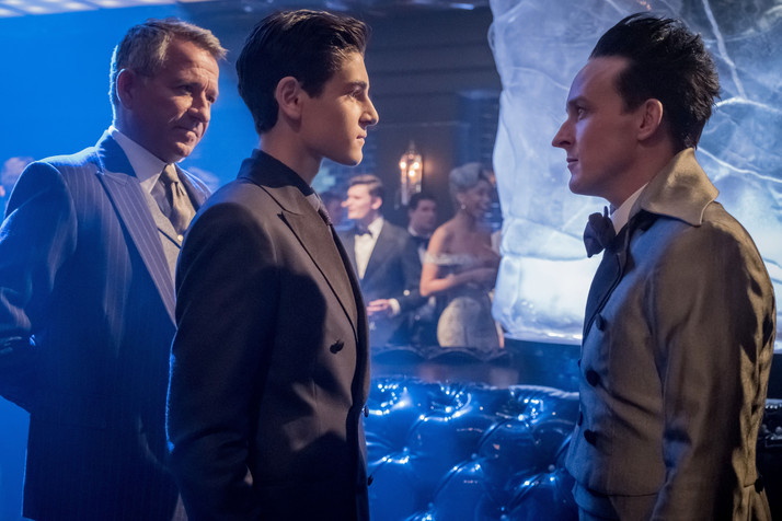 Gotham: The Complete Fourth Season: A Step Down for a Once-Great Show (Blu-ray)