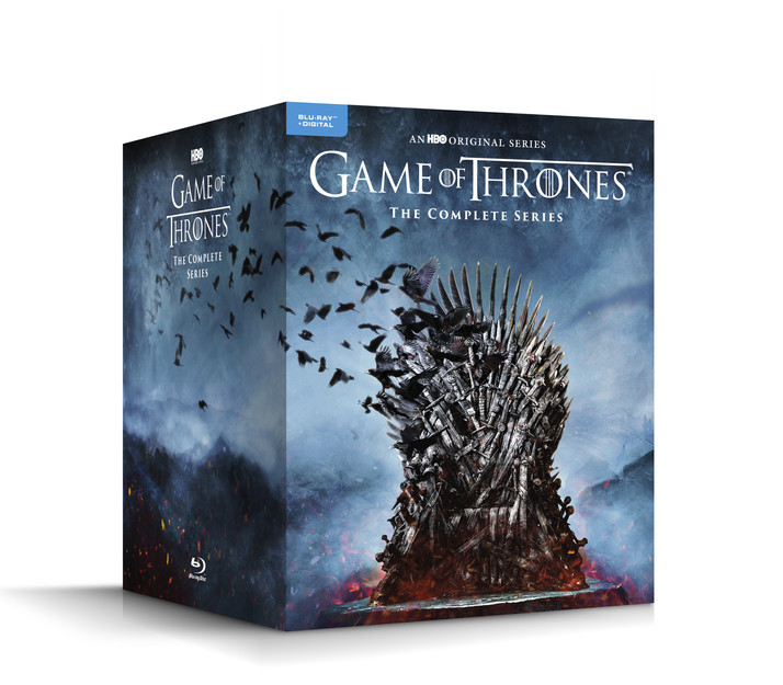 Game of Thrones: The Complete Series and Season Eight Come to Blu-ray 12/3