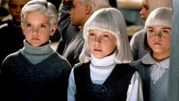 """There's something not quite right with the children of Midwich in John Carpenter's """"Village of the Damned"""""""