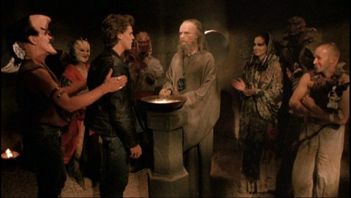 Nightbreed: Impressive Makeup, but Little Else (Blu-ray)