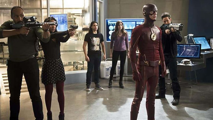 The Flash: The Complete Sixth Season: Aims High, but Settles for Average (Blu-ray)