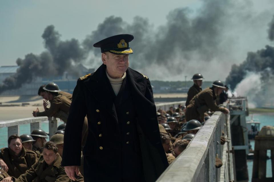 "Sir Kenneth Branagh in ""Dunkirk"""