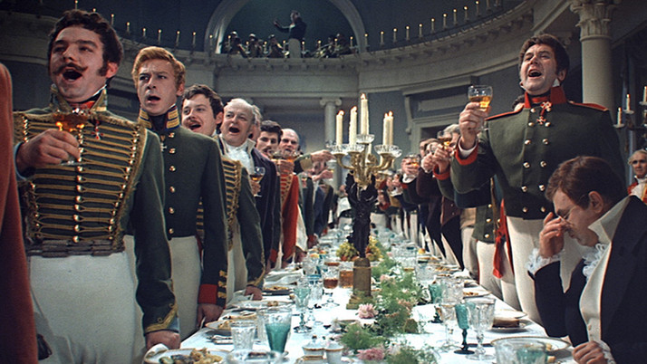 War and Peace (1966): A Defining Epic of Cinema (Criterion Blu-ray)