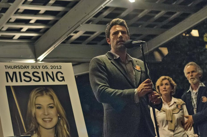 Gone Girl: An Oddly Structured Misfire (Blu-ray)