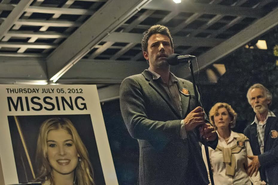 "Ben Affleck in ""Gone Girl"""