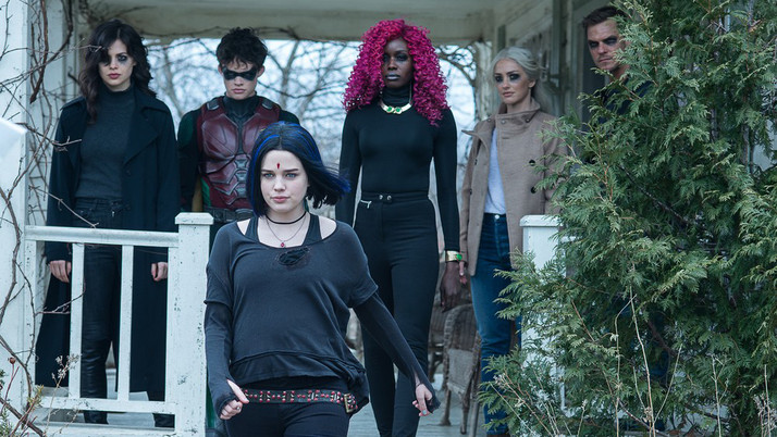 Titans: The Complete Second Season: A Shocking Drop in Quality from Its Debut Season (Blu-ray)
