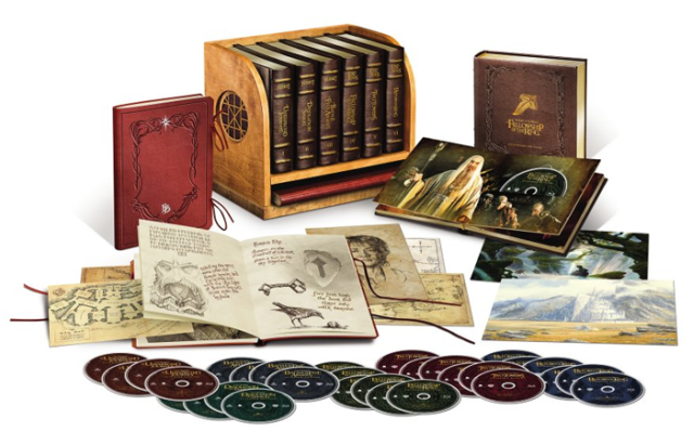 Middle-earth Limited Collector's Edition Comes to Blu-ray November 1st
